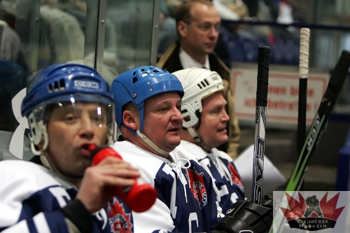 Die ECD Bank - © by Eishockeytradition.de
