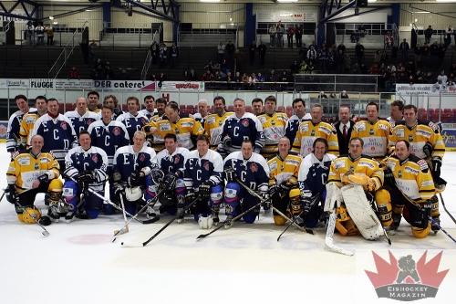 KEV und ECD Team - © by Eishockeytradition.de