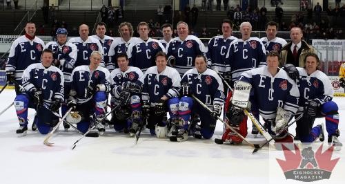 ECD Traditionsteam - © by Eishockeytradition.de