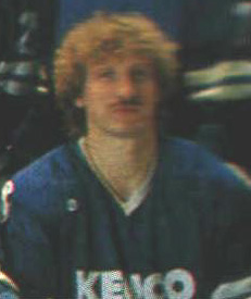 Dieter Brüggemann als Aktiver in den 80er Jahren