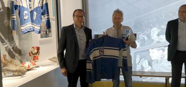 Ein ganz besonderes und einzigartiges Aushängeschild: Puck – das Eishockeymuseum ist eröffnet!